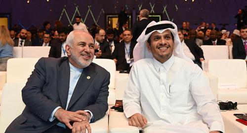 """هل تستضيف قطر مباحثات """"سعودية إيرانية""""؟"""