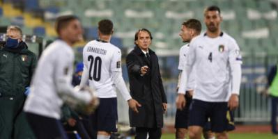 كأس أوروبا.. الكشف عن التشكيلة النهائية للمنتخب الإيطالي