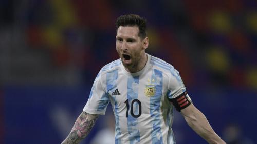 بالفيديو.. ميسي يهز الشباك والأرجنتين تكتفي بالتعادل مع تشيلي في تصفيات كأس العالم