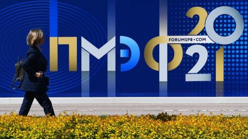 منتدى بطرسبورغ الاقتصادي.. عقود وصفقات بأكثر من 200 مليار روبل
