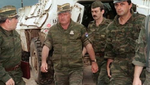 """""""سفاح البوسنة"""" ينتظر مصيره النهائي في """"مجزرة سريبرينيتسا"""""""