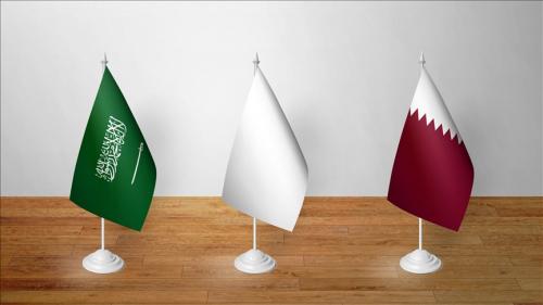 قطر والسعودية تبحثان علاقات التعاون الثنائي