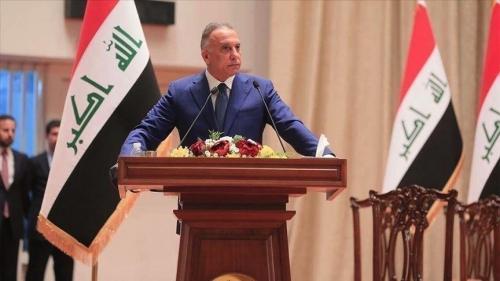 الكاظمي يوجه بإرسال تعزيزات عسكرية إلى الحدود مع سوريا