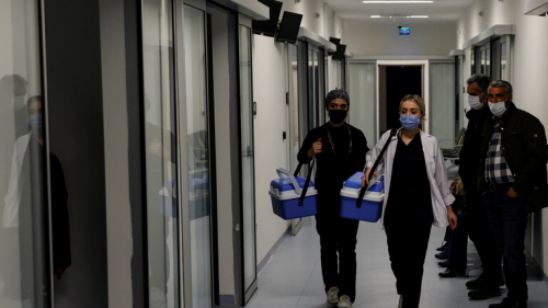 الصحة التركية: عمليات التطعيم ضد كورونا تتجاوز 32 مليون جرعة