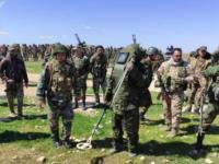 """الجيش السوري يدفع بتعزيزات ضخمة إلى البادية تستهدف """"منبع إرهابيي التنف"""""""