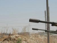 لليوم الثالث... مسلحون موالون لتركيا يستمرون بقصف قرى في ريف حماة