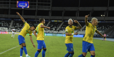 البرازيل تسحق بيرو برباعية في كوبا أمريكا