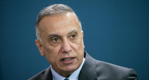 الكاظمي: العراق كان على حافة حرب أهلية أو حرب بين قوتين مهمتين في المنطقة
