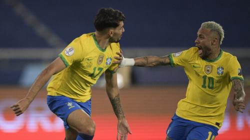 البرازيل تصمد أمام ضغط تشيلي لتبلغ نصف نهائي كوبا أمريكا