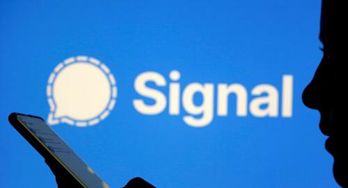"""""""سيغنال"""" يضيف ميزة جديدة في محاولة لكسب مزيد من الساخطين على واتسآب"""