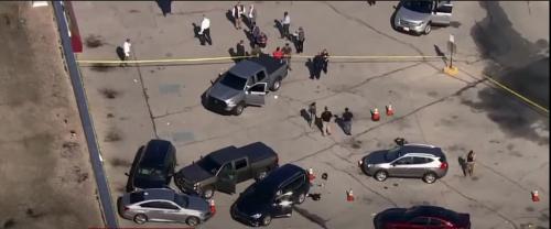 إصابة رجلي شرطة جراء إطلاق نار في مدينة بالتيمور الأمريكية ومصرع منفذه