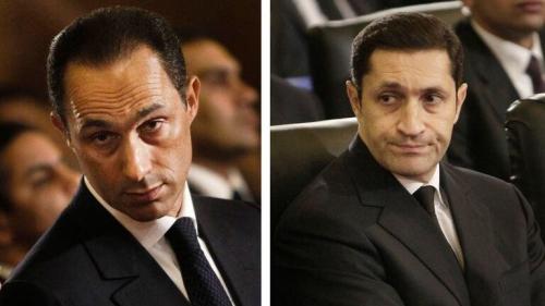 مصر.. جمال وعلاء مبارك يتقدمان ببلاغ للنائب العام ضد 11 مسؤولا سابقا