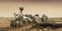 انطلاق عملية البحث عن علامات حياة على المريخ