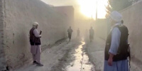 """أفغانستان.. مسلحو """"طالبان"""" يقتحمون عاصمة إقليم هلمند"""