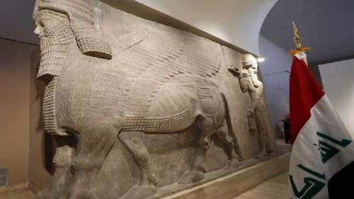 مع استعادة القطع الأثرية المهربة من واشنطن.. الكاظمي يوجّه بإعادة افتتاح المتحف العراقي