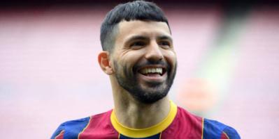 أغويرو ينفق 500 ألف يورو عقب وصوله برشلونة.. ماذا اشترى؟