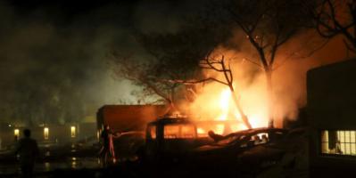 الجيش الباكستاني يعلن عن قتلى بانفجار ضخم في مصنع للأسلحة