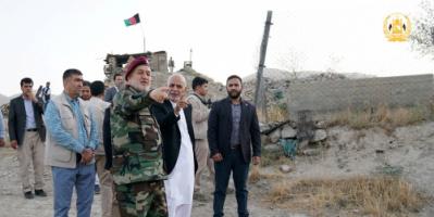 أفغانستان: غني يعقد اجتماعا حول أمن كابل والولايات المتاخمة للعاصمة
