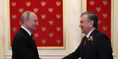 بوتين يبحث هاتفيا الوضع في أفغانستان مع نظيره الأوزبيكي