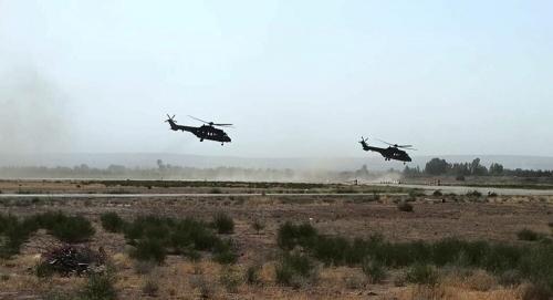 الدفاع الأوزبكستانية: إسقاط طائرة تابعة للقوات الجوية الأفغانية