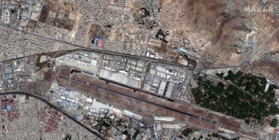 عودة الرحلات العسكرية للإقلاع من مطار كابل