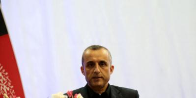"""نائب الرئيس الأفغاني: """"أنا الرئيس الشرعي المؤقت"""""""