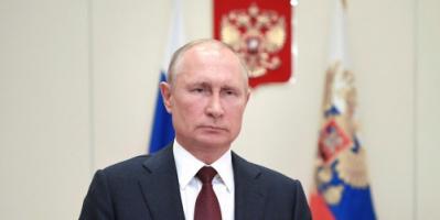 الرئيس الروسي فلاديمير بوتين يصدق على خطة لمكافحة الفساد