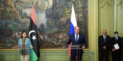 لافروف: ندعم مخرجات اللجنة العسكرية 5+5 ونؤكد على ضرورة خروج كافة العسكريين الأجانب من ليبيا