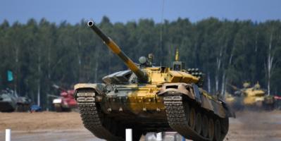 طاجيكستان والصين تجريان مناورات تكتيكية بمشاركة الدبابات والمدفعية على خلفية التطورات في أفغانستان