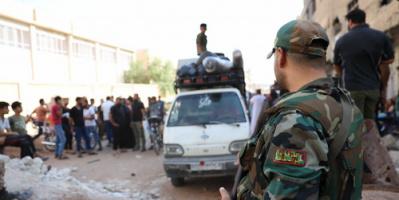مقتل 4 جنود سوريين وجرح 15 آخرين في هجوم على حواجز للجيش في درعا