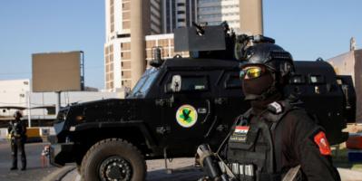 """القوات العراقية تقبض على """"إرهابي"""" اشترك في إدخال 50 عجلة مفخخة إلى صلاح الدين"""