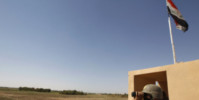 """القبض على 17 سوريا دخلو الأراضي العراقية بطريقة """"غير قانونية"""""""