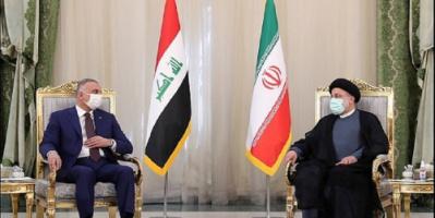 الكاظمي ورئيسي يتفقان على إلغاء التأشيرة بين العراق وإيران