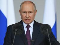 بوتين: الغرب ترك ترسانة كاملة من الأسلحة الحديثة في أفغانستان