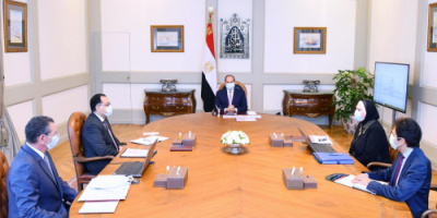 الرئيس السيسي يوجه بتعزيز منظومة دعم العاملين بمجال الفن