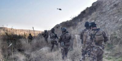 """القوات العراقية تقصف عناصر """"داعش"""" وتشتبك معهم شمالي البلاد"""