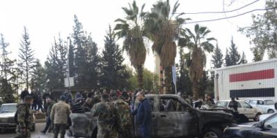 سوريا.. مصرع شخصين وإصابة 11 آخرين بانفجار قنبلة أمام القصر العدلي في طرطوس