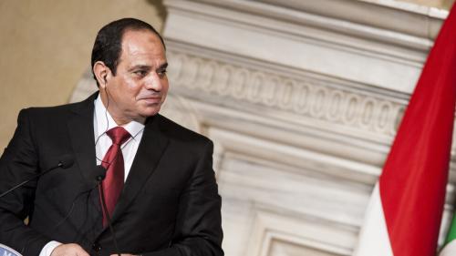 السيسي يوجه رسالة للمجتمع الدولي حول سد النهضة