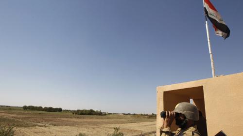 القوات العراقية تؤكد السيطرة الكاملة على الشريط الحدودي مع سوريا